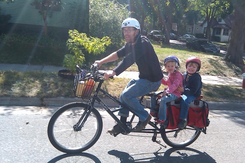 Sun Atlas Cargo bike