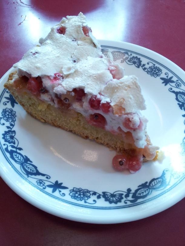 currant pie via The New Home Economics