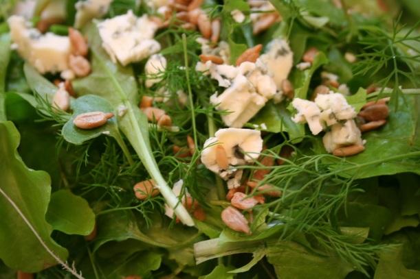 Dill salad