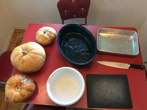 Not so pretty pumpkins, via The New Home Economics