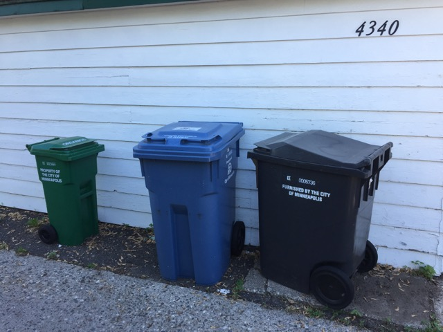 Garbage cans, before, via The New Home Economics