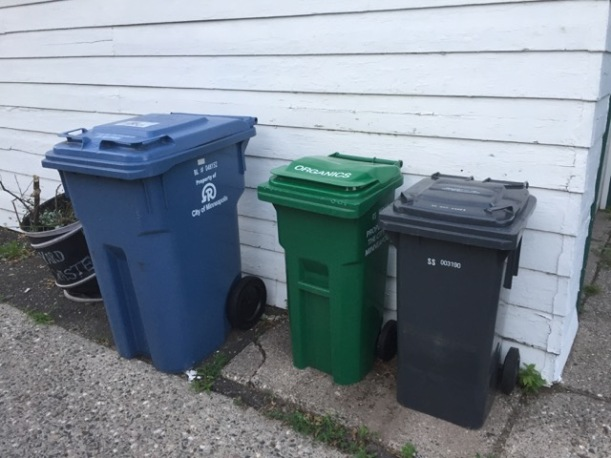 Garbage cans, after, via The New Home Economics